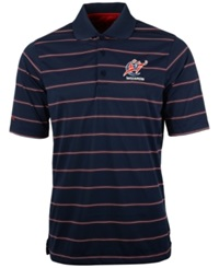 Antigua Men's Washington Wizards Deluxe Polo Navy Red