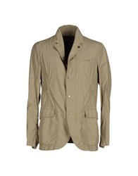 Allegri Coats And Jackets Jackets Men Khaki