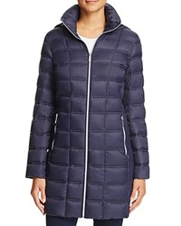 Michael Michael Kors Lightweight Down Jacket Navy