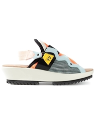 Y 3 'Malye' Sandals Multicolour