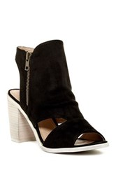 Rebels Angie Cutout Bootie Black