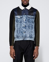 Han Kjobenhavn Base Jacket Acid Wash