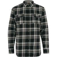 Jack And Jones River Island Mens Black Vintage Check Shirt