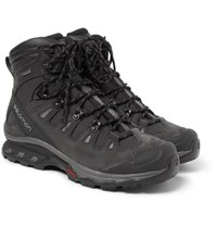 Salomon Quest 4D 3 Gore Tex Hiking Boots Black