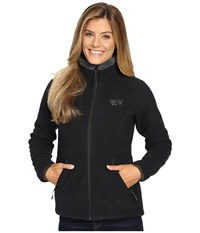 Mountain Hardwear Dual Fleece Jacket Black Women's Coat