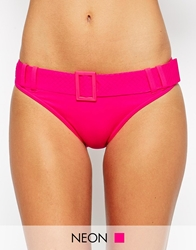 Huit Bikini Brief Papayepink