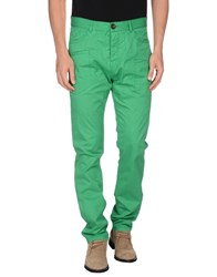 Desigual Trousers Casual Trousers Men Green