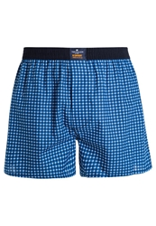 Tom Tailor Tropicalheat Boxer Shorts Blue Dark Blue
