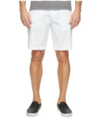 Calvin Klein Twill Walking Shorts White Men's Shorts