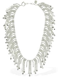 Ca And Lou Clara Crystal Necklace
