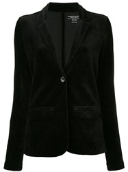 Majestic Filatures Boxy Blazer Jacket Black