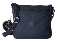 Kipling Sebastian Crossbody True Blue Cross Body Handbags