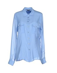 Guess By Marciano Marciano Shirts Azure