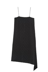 Tibi Diffusion Dress Black
