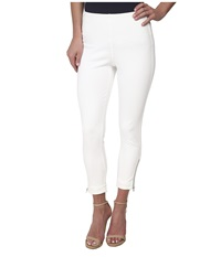 Lysse Denim Cuffed Crop White Women's Jeans