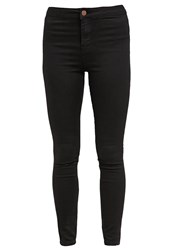 New Look Petite Disco Jean Slim Fit Jeans Black