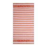 Gant Rugby Beach Towel 100X180 Peach Bud