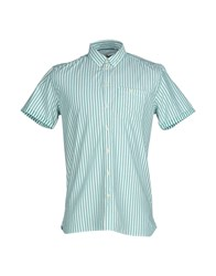Minimum Shirts Shirts Men Light Green