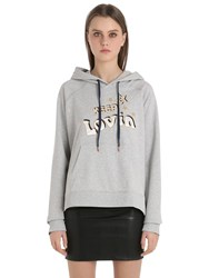 Tommy Hilfiger Gigi Hadid Cotton Terry Sweatshirt
