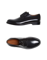 Trussardi Lace Up Shoes Brown
