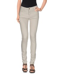 Maison Espin Jeans Light Grey