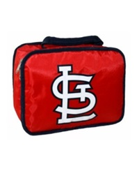Concept One St. Louis Cardinals Lunch Bag Red