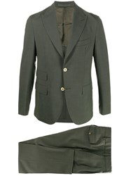 Eleventy Fitted Two Piece Suit 60