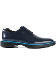 Kenzo 'Cole' Oxfords Blue