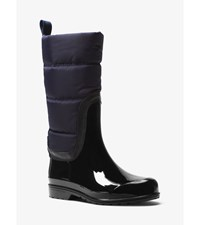 Cabot Quilted Nylon Rain Boot
