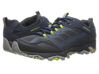 Merrell Moab Fst Navy Men's Lace Up Casual Shoes