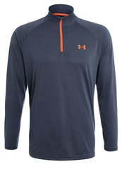 Under Armour Long Sleeved Top Grey