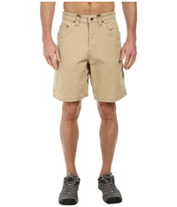 Mountain Khakis Camber 107 Short Yellowstone Men's Shorts Beige