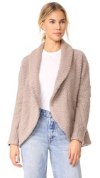 Bb Dakota Johnna Cocoon Jacket Camel