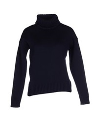 Montgomery Turtlenecks Dark Blue