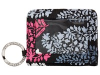 Vera Bradley Campus Double Id Northern Lights Wallet White