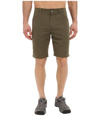 Royal Robbins Convoy Utility Shorts Light Olive Men's Shorts