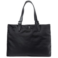 South2 West8 Canal Tote Black Ballistic Nylon