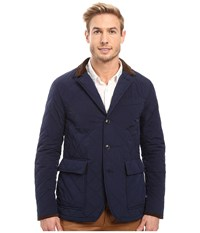 Vineyard Vines Quilted Blazer Nautical Navy Men's Jacket