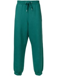 Alexander Wang T By Tracksuit Trousers Green