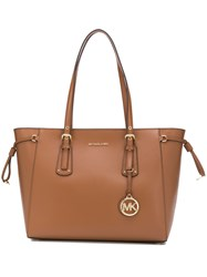 Michael Kors Collection Logo Tag Tote Bag 60