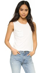 Cotton Citizen The Marbella Muscle Tank Bone