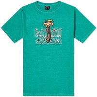 Brain Dead Wormzzz Tee Green
