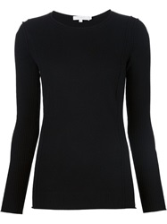 Tess Giberson Crew Neck Sweater Black