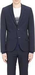 Band Of Outsiders Two Button Sportcoat Blue