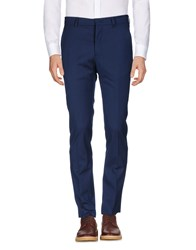 Class Roberto Cavalli Trousers Casual Trousers Blue