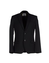 Iceberg Suits And Jackets Blazers Men Black