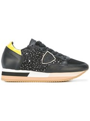 Philippe Model Tropez Sneakers Black