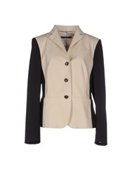 Laurel Suits And Jackets Blazers Women Beige