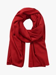 Betty Barclay Plain Scarf Red