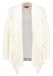 Derhy Redoutable Cardigan Ecru Off White